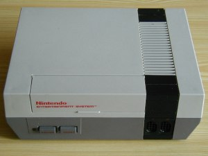 My first days of gaming were done on this bad boy!